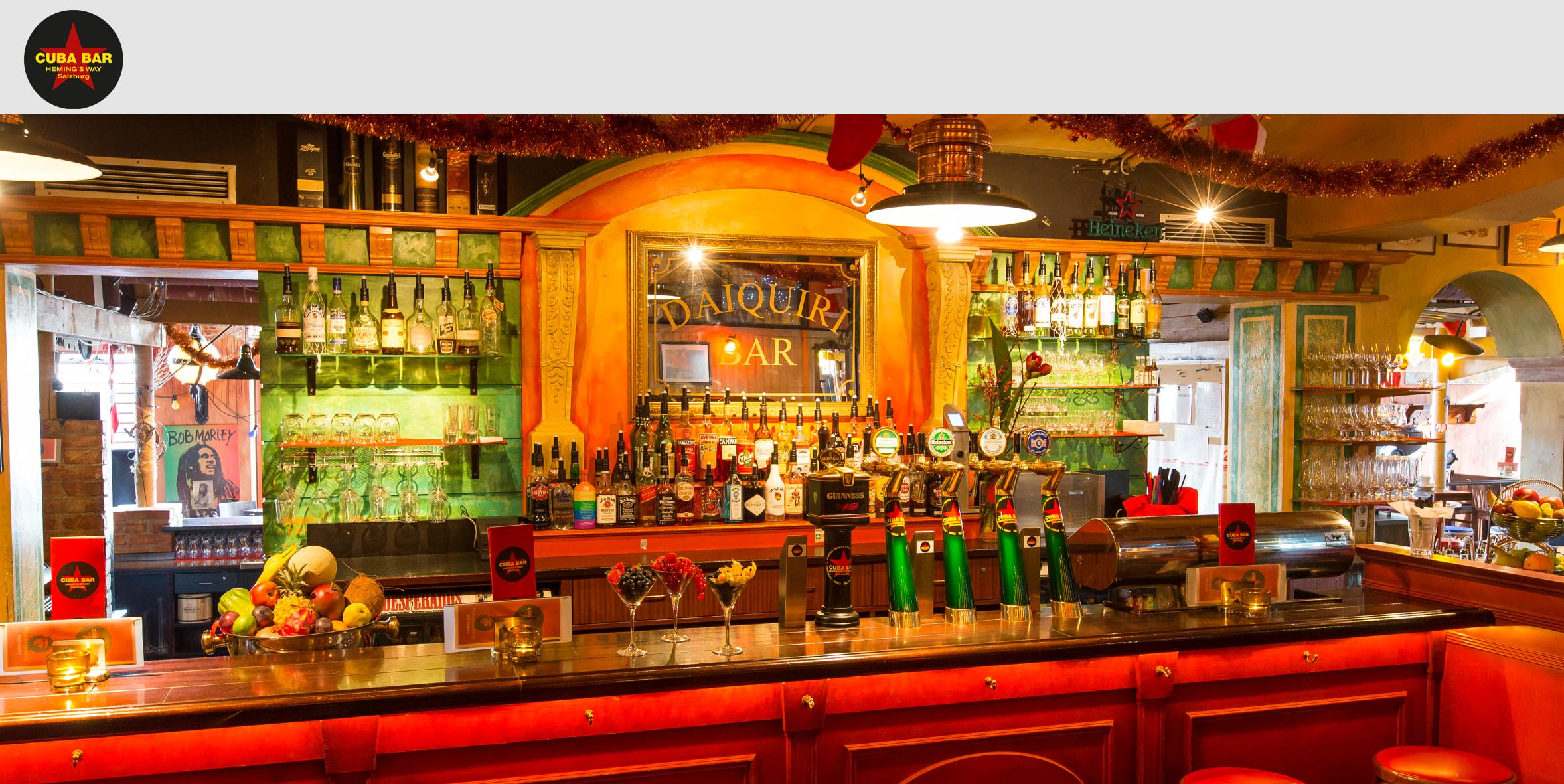Cuba Bar Heming\'s Way Salzburg