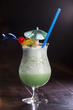 Cuba Bar Hemingsway Foto: Andreas Kolarik, 11.12.15 Cocktails